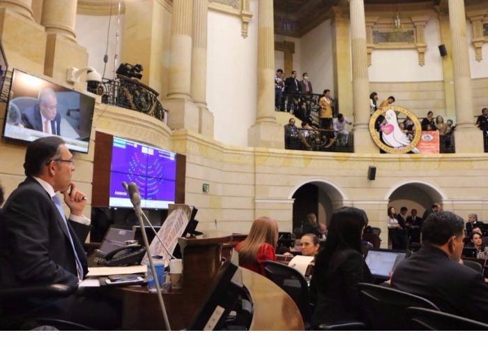 La cobardía de los congresistas colombianos