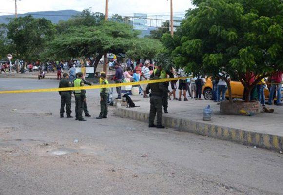 Las lápidas de las trochas de la frontera colombo-venezolana
