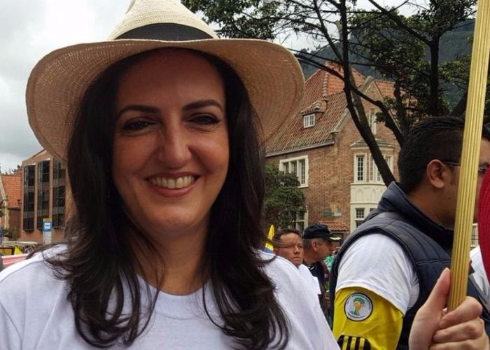 María Fernanda Cabal no es bruta, se hace… como Natalia París