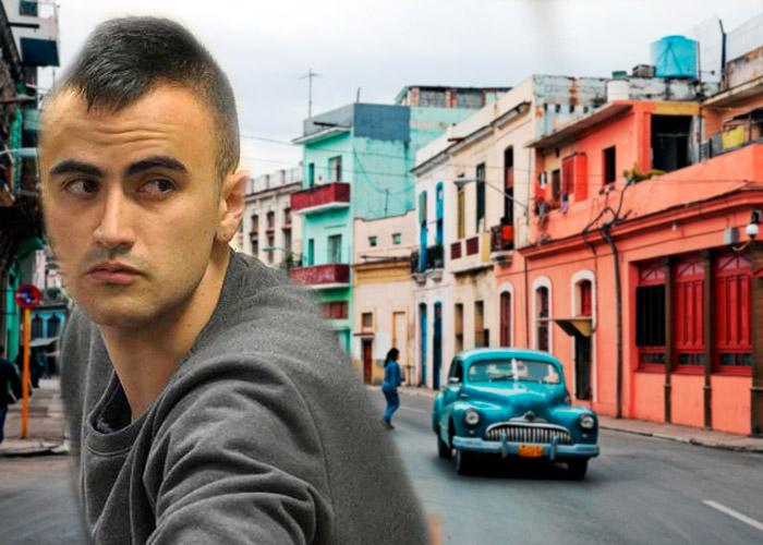 Los días en Cuba de Mateo Gutiérrez, acusado de ser MRP el grupo terrorista que causa pánico en Bogotá