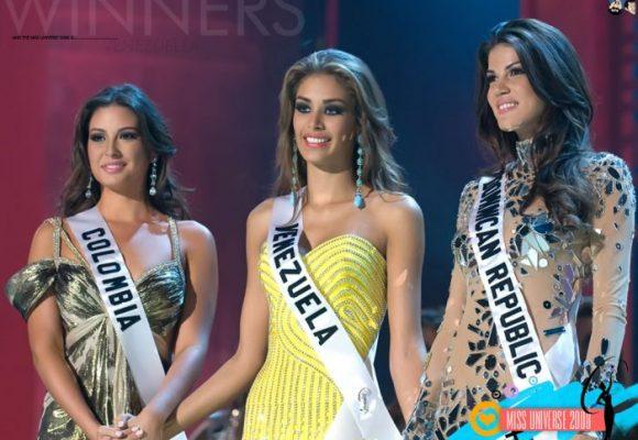 Venezuela 7 coronas, Colombia 6 derrotas