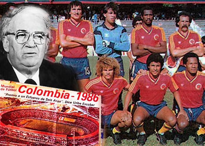 Colombia 86: El mundial que no quiso hacer el presidente Belisario Betancur