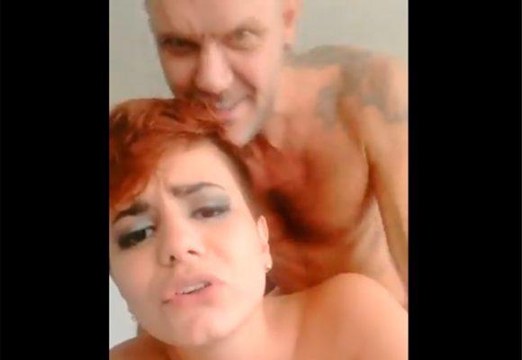 Nacho Vidal y Amaranta Hank: nuevo video porno