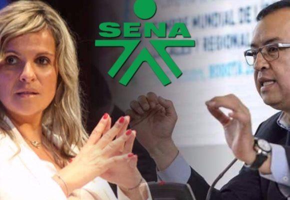 Ruidos en el Sena, Mintrabajo y Secretaría de la Presidencia