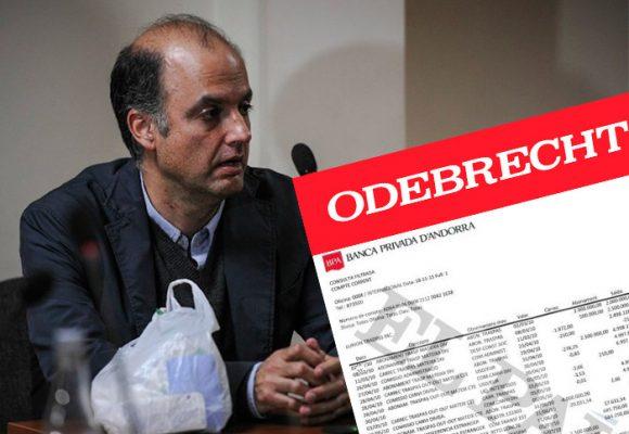 Los USD $6.5 millones de Odebrecht al ex viceministro García fueron a dar al paraíso fiscal de Andorra