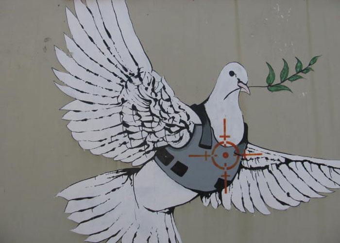 La paz entre el bloqueo y las trizas