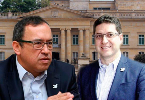 El ascenso del cuestionado Juan Valdés a la Casa de Nariño de la mano de Alfonso Parada