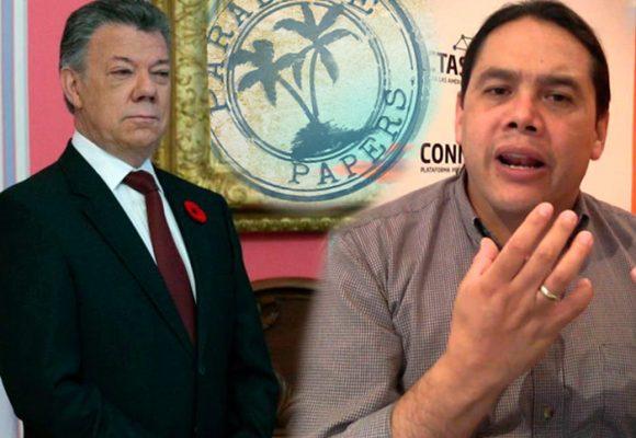 La conexión colombiana con los Paradise Papers que salpica al presidente Santos