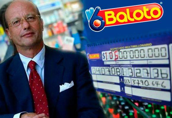 El magnate italiano dueño de Baloto, el juego más popular de Colombia