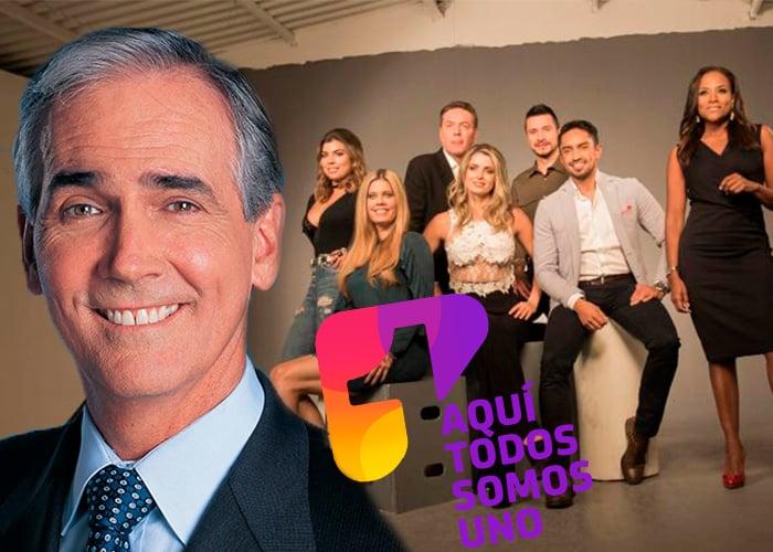 Jim McNamara: el gringo que le apostó al Canal Uno
