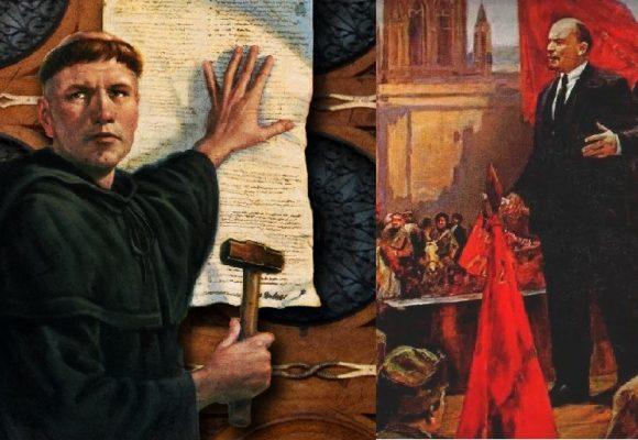 La Reforma protestante y la Revolución rusa, un aprendizaje pendiente