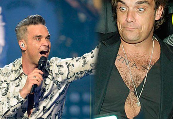 El coctel que estaba enloqueciendo a Robbie Williams: 20 Red Bull y 2 éxtasis diarios