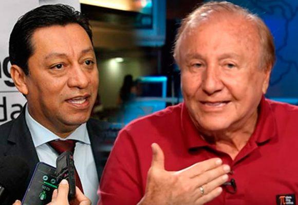 Las pruebas que aportó Rodolfo Hernández para la detención del exalcalde de Bucarmanga