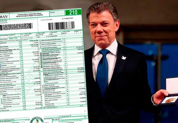 A Juan Manuel Santos le debería caer la DIAN