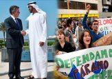 ¿Detrás de qué están los jeques de los Emiratos Árabes en Santurbán?