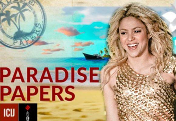 Shakira en los Paradise Papers: un lío legal más en la carrera de la diva