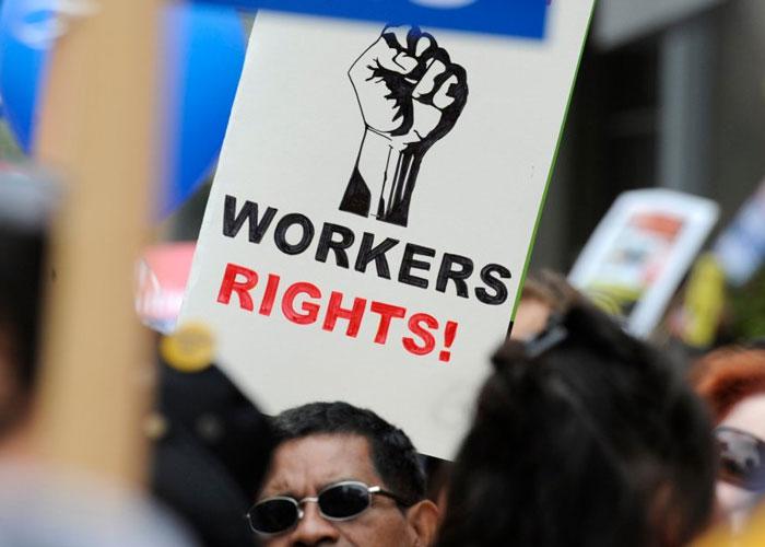 El sindicalismo no tiene que ver con el comunismo