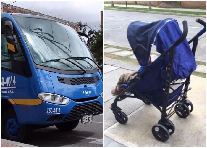 Sitp vulnera nuevamente el derecho de movilidad de bebés y madres con coches