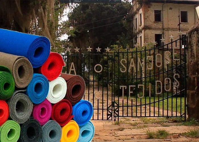 Cuando Santander era el gran productor de telas en Colombia