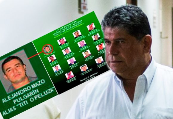El Titi del grupo de Los Pachelly regresó a atemorizar a Bello ¿Dónde está el alcalde Suárez Mira?