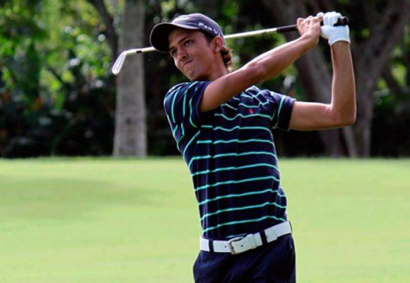 Tote Arizabaleta, el golfista caleño que prometía superar a Tiger Woods, terminó ahogado en la rumba
