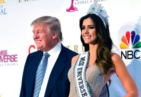 Trump se fue y Miss Universo se derrumbó