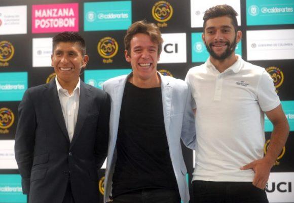 """Nairo, Rigo, Gaviria y la carrera """"Oro y Paz"""""""