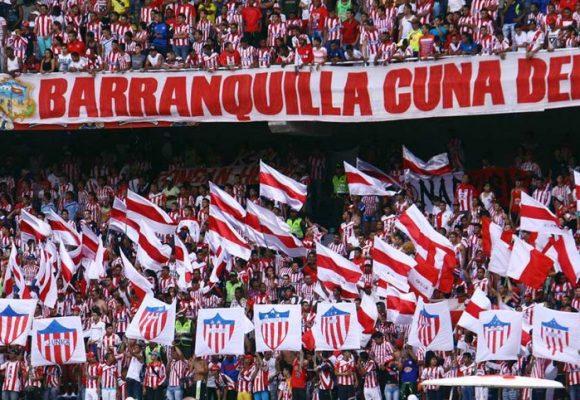 Un amor llamado Junior de Barranquilla