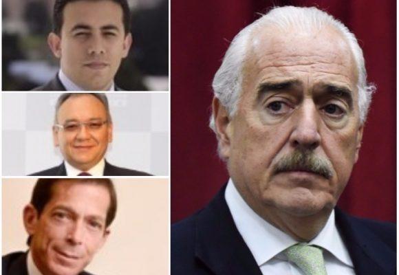 Los tres magistrados del CNE que intentaron lanzarle el salvavidas a Pastrana