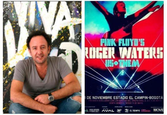 El mago de los conciertos que convenció a Radiohead, Roger Waters y los Rolling Stones de tocar en Colombia