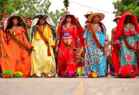 ¡La mujer wayúu se respeta!