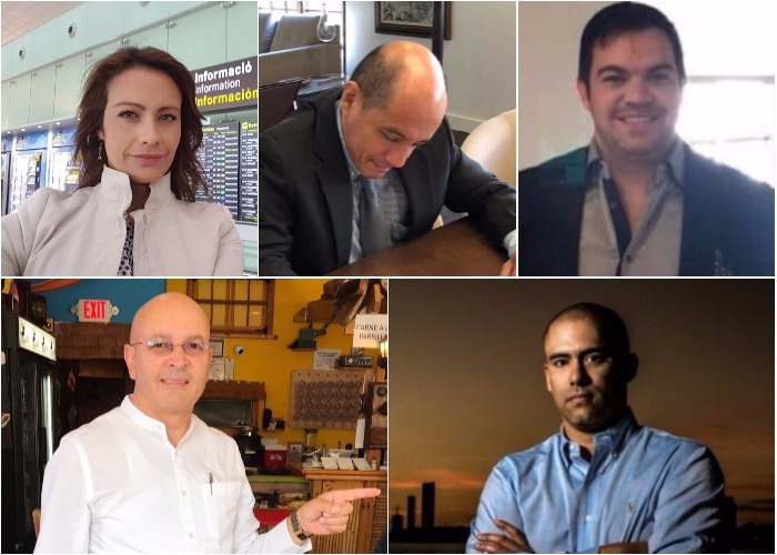 Así queda la baraja de los más opcionados a ser representante por los colombianos en el exterior