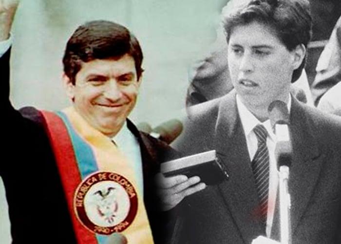 La traición de César Gaviria a Juan Manuel Galán, el que le abrió el camino a la presidencia