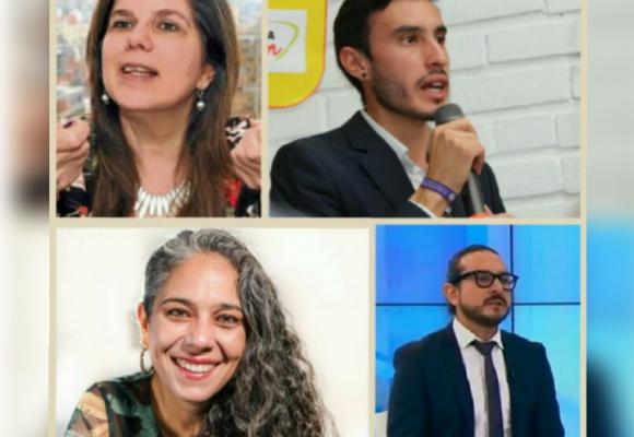 Se cocina la lista por la decencia a la Cámara por Bogotá