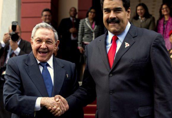 El imperialismo cubano
