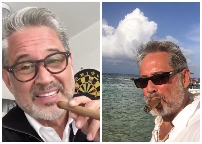 """""""Gracias al marijuanero que me grabó fumando ayer"""": La respuesta de Manuel Teodoro"""