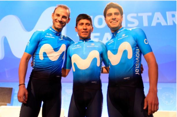El Movistar le acaba de quitar a Nairo la ilusión de ganar el Tour de Francia 2018
