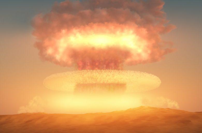 ¿Al borde de la guerra atómica?
