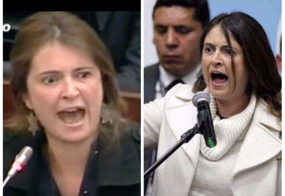 Los discursos febriles de Paloma Valencia en defensa de Uribe que no le alcanzaron para ser su candidata
