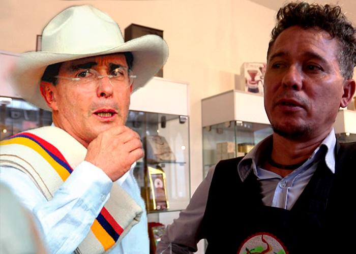 Sobrevivientes de la arremetida Álvaro Uribe montaron su café en Bogotá