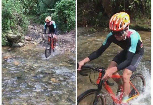 Ampollas y dolor: el duro entrenamiento con el que Rigoberto Urán derrotará a Nario y Froome en el Tour