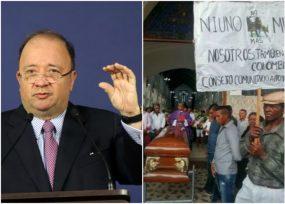 La desafortunada declaración del Mindefensa frente al asesinato de 140 líderes sociales