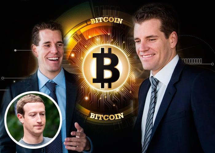 Bitcoins: la venganza de los gemelos Winklevoss contra Zuckerberg