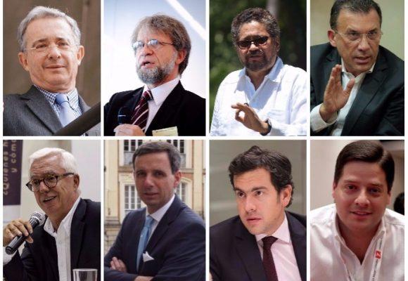 Descabezados y atornillados para el próximo Senado en Colombia: cabezas de listas