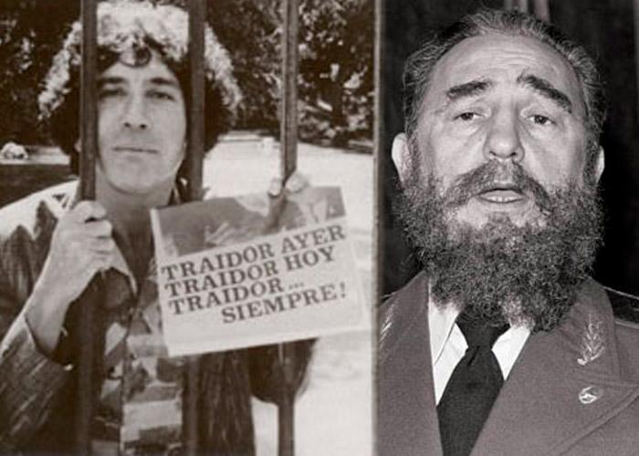 Reinaldo Arenas, un poeta cubano enfrentado a la maldición de Sida
