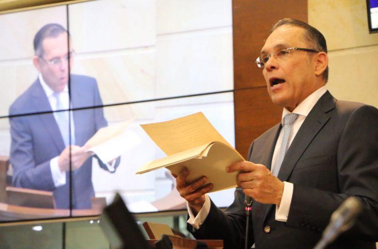 Senado dijo que no a las 16 curules para víctimas