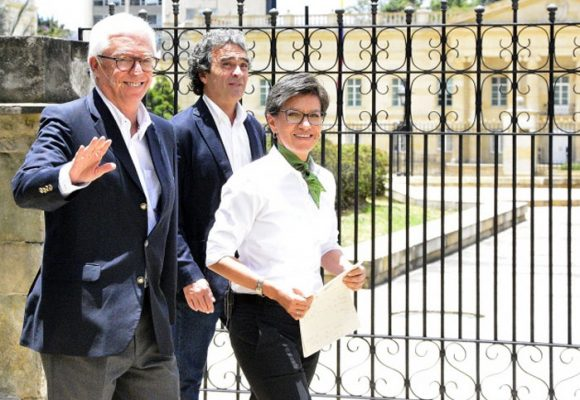 ¿Y qué es eso de la Coalición Colombia?