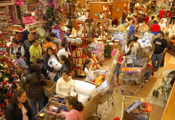 Comprar y consumir no es únicamente nefasto en Navidad