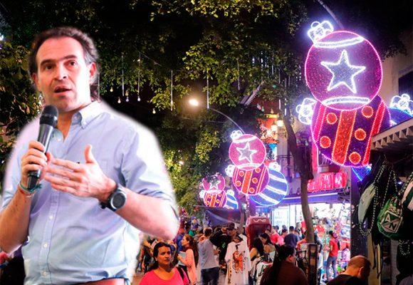 VIDEO: El alcalde Federico Gutiérrez trasladó su despacho a las comunas de Medellín
