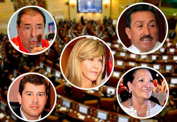 Diez clanes familiares podrían controlar el 35% del Congreso